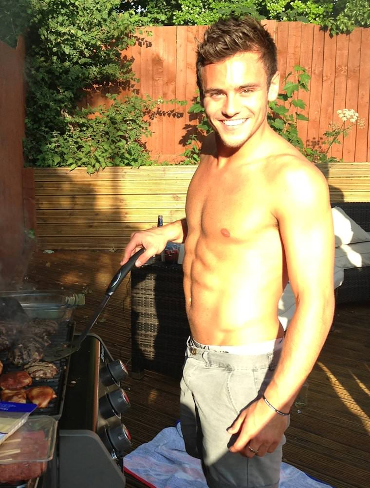 What Has Tom Daley Been Doing?