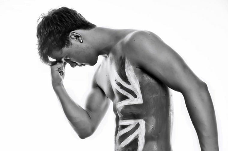 30+ Photos of Sam Callahan inc Naked!