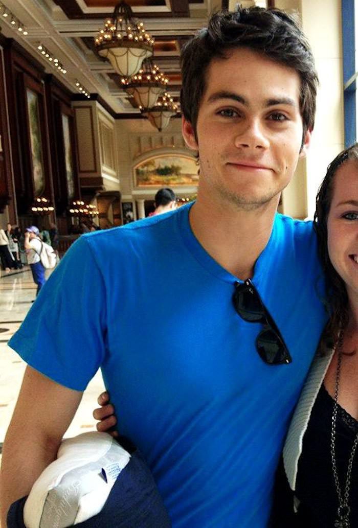 Dylan OBrien   Shirtless Photos